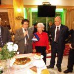 kozan.gr: Με μεγάλη επιτυχία πραγματοποιήθηκε, το βράδυ του Σαββάτου 19/1, η ετήσια εκδήλωση για την κοπή της βασιλόπιτας των Συνταξιούχων ΟΤΕ Δυτικής Μακεδονίας (Bίντεο & Φωτογραφίες)