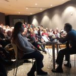 kozan.gr: Ο συγγραφέας Μάνος Στεφανίδης μίλησε, το βράδυ της Παρασκευής 18/1, στο αμφιθέατρο της βιβλιοθήκης με θέμα « Ιδιοφυϊα και τρέλα- Βαν Γκογκ, Χαλεπάς» (Βίντεο & Φωτογραφίες)