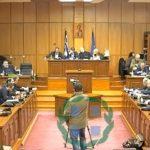 Δείτε στο kozan.gr, ονομαστικά κι αναλυτικά, τις ψήφους των μελών του Π.Σ., σχετικά με την έκδοση ψηφίσματος κατά της ψήφισης από τη Βουλή της Συμφωνίας των Πρεσπών – Ποιοι ψήφισαν, ναι, όχι, λευκό και ποιοι απουσίαζαν – Με 16 ναι, 5 όχι και 4 λευκά εγκρίθηκε η έκδοση ψηφίσματος