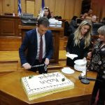 kozan.gr: Έκοψαν πίτα στο περιφερειακό συμβούλιο Δ. Μακεδονίας, παρουσία του Μητροπολίτη Σερβίων & Κοζάνης κ.κ. Παύλου (Φωτογραφίες & Βίντεο)