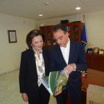 Συνάντηση εργασίας μεταξύ του Περιφερειάρχη Δυτικής Μακεδονίας Θ. Καρυπίδη και με την Υφυπουργό Εσωτερικών Μ. Χρυσοβελώνη για ζητήματα ισότητας των δύο φύλων (Φωτογραφίες & Βίντεο)