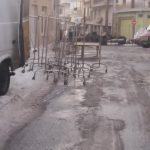 Nέαπολη Βοΐου: Η κατάσταση στον δρόμο της λαϊκής αγοράς επιεικώς ΑΠΑΡΑΔΕΚΤΗ
