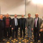 kozan.gr: Θεσσαλονίκη: Διευρυμένη σύσκεψη, με τη συμμετοχή και δημάρχων από την Δ. Μακεδονία, για τη συγκρότηση Επιτροπής Αγώνα, με σκοπό κινητοποιήσεις που θα γίνουν ενάντια στην επικύρωση της συμφωνίας των Πρεσπίων από την Βουλή των Ελλήνων