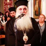 Αργολίδος για μακαριστό Σιατίστης: »Χάσαμε έναν πολύ καλό Επίσκοπο»  (Βίντεο)