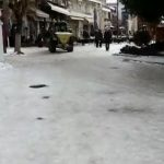 kozan.gr: Ώρα 12:40: Παγοδρόμιο, γι' ακόμη μια μέρα, η κεντρική πλατεία της Πτολεμαΐδας (Βίντεο)
