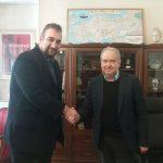 Ορκίστηκε, σήμερα Δευτέρα 14 Ιανουαρίου, ο νέος Πρόεδρος της Τοπικής Κοινότητας Προαστίου, Ιωάννης Ίτσκου, μετά την απώλεια του επί σειρά ετών Προέδρου Δημήτρη Κριαρίδη
