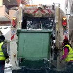 """Δήμος Κοζάνης: """"Eλάχιστα προβλήματα στην αποκομιδή απορριμμάτων κυρίως όπου η πρόσβαση των απορριμματοφόρων είναι επικίνδυνη – Η κατάσταση αυτή αναμένεται να ομαλοποιηθεί τη Δευτέρα 14-1-19 με τη πλήρη εκτέλεση όλων των δρομολογίων"""""""
