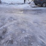 Koζάνη: Παράπονα αναγνώστριας, στο Kozan.gr, για την κατάσταση του δρόμου στην οδό  Ιωάννη Γκολεμα στη Σκ'ρκα (Φωτογραφίες)