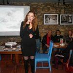 kozan.gr: Η «Παρέμβαση» γιόρτασε, το απόγευμα του Σαββάτου 12 Ιανουαρίου, την έλευση του 2019, με μία εκδήλωση αφιερωμένη στο «χρόνο»(Φωτογραφίες & Βίντεο)