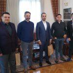 """Λευτέρης Ιωαννίδης, στην υποδοχή της δεύτερης σειράς σπουδαστών της Σχολής Εκπαίδευσης Επαγγελματιών Πιλότων Egnatia Aviation: """"Η Κοζάνη έχει αποδείξει πως είναι μια περιοχή φιλική στην επιχειρηματικότητα και αυτός είναι ο δρόμος για την τόνωση της οικονομίας και τη δημιουργία θέσεων εργασίας"""" (Bίντεο & Φωτογραφίες)"""