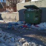 Γαλατινή: Παγοδρόμιο και σκουπίδια. Διαμαρτυρίες των κατοίκων