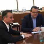 Συνάντηση Περιφερειάρχη Θ. Καρυπίδη με τον Αναπληρωτή Υπουργό Περιβάλλοντος και Ενέργειας Σ. Φάμελλο για θέματα περιβάλλοντος – Δημιουργείται τεχνολογικό πάρκο καινοτομίας και κυκλικής οικονομίας στη Δυτική Μακεδονία μοναδικό στη χώρα! (Bίντεο)