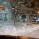 kozan.gr: Ώρα 18:10: Κοζάνη: Η κατάσταση των δρόμων, εντός της πόλης, όπως την κατέγραψε η κάμερα του kozan.gr (Βίντεο 11′)