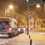 "kozan.gr: Κοζάνη: Ώρα 18:30: ""Kόλλησαν"" πολλά αυτοκίνητα στην ανηφόρα κοντά στη συμβολή των οδών Παύλου Μελά και Μοναστηρίου – Κατά χρονικά διαστήματα, μεγάλες ""ουρές"" (Βίντεο)"