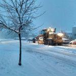 Eπιδείνωση του καιρού από τη νύχτα της Τρίτης 31/3 με αισθητή πτώση της θερμοκρασίας , θυελλώδεις άνεμους χιονοπτώσεις στα ορεινά και ημιορεινά