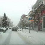 kozan.gr: Ώρα 16:30: Πτολεμαΐδα: Εικόνες από κεντρικούς δρόμους και την έξοδο της πόλης (Βίντεο)