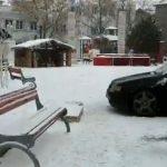 kozan.gr: Ώρα 14:00: Εικόνες από την Πτολεμαΐδα – Συνεχίζεται η χιονόπτωση  (Βίντεο)