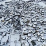 kozan.gr: Η Αιανή στα λευκά – Πανέμορφες φωτογραφίες από drone