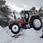 kozan.gr: Νέα καταγγελία από κατοίκους του Τριγωνικού – Τρακτέρ ήταν ακινητοποιημένο σε χαντάκι (Φωτογραφίες)