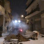 Kozan.gr: Διαρροή σε αγωγό τηλεθέρμανσης στην περιοχή του ΙΚΑ Κοζάνης – Πότε θα αποκατασταθεί η βλάβη (Φωτογραφίες)