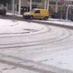 kozan.gr: Ώρα 14:00 – 15:00: Στους -4 η θερμοκρασία – H κατάσταση κεντρικών και παράπλευρων δρόμων από το κέντρο της Κοζάνης μέχρι και τον κόμβο του Κρόκου (Βίντεο)