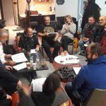 kozan.gr: Ξεκίνησαν οι πρόβες για την αποκριάτικη παράσταση «Κοζάνη 2146 μ.Χ. – Σώστι τ' Σκ'ρκα» , του Κώστα Καρανάτσιου, σε σκηνοθεσία Γιώτη Βασιλειάδη – Χθες έγινε η κατανομή ρόλων και ξεκίνησαν οι πρόβες – 1 – 10 Μαρτίου οι παραστάσεις (Βίντεο & Φωτογραφίες)