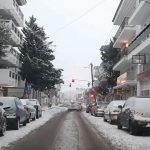 Έκτακτο Δελτίο Επικίνδυνων καιρικών φαινομένων με αισθητή πτώση της θερμοκρασίας θυελλώδεις άνεμους , χιονοπτώσεις στα ορεινά και ημειορεινά, από την Κυριακή 5/1
