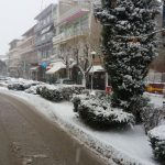 "kozan.gr: Στα ""λευκά"" και η πόλη της Πτολεμαΐδας (Φωτογραφίες & Βίντεο)"