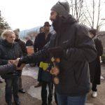 Τα κάλαντα της Πρωτοχρονιάς έψαλλαν,χθες 1 Ιανουαρίου 2019, στα σπίτια του χωριού τα μέλη του πολιτιστικού συλλόγου Χρωμίου Κοζάνης(Φωτογραφίες)