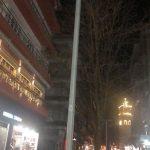 kozan.gr: Ώρα 22:00: Χωρίς φως περισσότεροι από τους μισούς στύλους φωτισμού στον κεντρικό πεζόδρομο Κοζάνης (Φωτογραφίες)