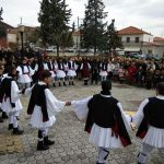 "kozan.gr: Αναβίωσε, ανήμερα της Πρωτοχρονιάς, το έθιμο των ""Καπεταναραίων"" στο Πλατανορεύμα του δήμου Σερβίων Βελβεντού  (Φωτογραφίες & Βίντεο)"