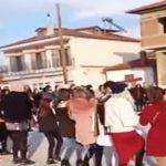 "kozan.gr: Αναβίωσε, ανήμερα της Πρωτοχρονιάς 2019, το έθιμο ""Ρουγκατζάρια"", στο Τρανόβαλτο του δήμου Σερβίων – Βελβεντού  (Βίντεο)"