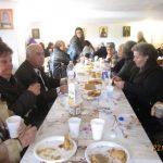 Με αρχιερατική Θεία Λειτουργία πανηγύρισε το Μητροπολιτικό Παρεκκλήσι του Αγίου Βαραδάτου Κουβουκλίων της Ιεράς Μητροπόλεως Σερβίων και Κοζάνης.  (του παπαδάσκαλου Κωνσταντίνου Ι. Κώστα)