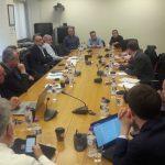 kozan.gr: Συνάντηση με μέλη της αντιπροσωπείας της Παγκόσμιας Τράπεζας και της Ευρωπαϊκής Επιτροπής, είχε το, πρωί της Τετάρτης 20/2, το Δ.Σ. του Εργατικού Κέντρου Πτολεμαΐδας (Φωτογραφίες)