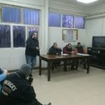 Περιοδεία κλιμακίου της Λαϊκής Συσπείρωσης στο χώρο του πρώην εργοστασίου ΑΕΒΑΛ και σε υπηρεσίεςτου δήμου Εορδαίας