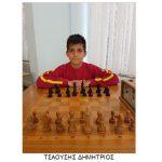 Συνεχίζονται οι αγώνες γρήγορου σκακιού της Σκακιστικής Ακαδημίας Πτολεμαΐδας