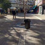 Nέοι και περισσότεροι κάδοι στον κεντρικό πεζόδρομο – πλατεία της Κοζάνης (Φωτογραφίες)