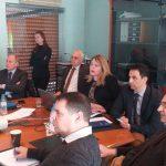 Πολυμελής Αντιπροσωπεία της Παγκόσμιας Τράπεζας και της Ευρωπαϊκής Επιτροπής στην ΑΝΚΟ για θέματα της μεταλιγνιτικής περιόδου