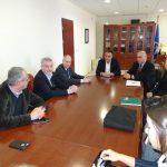 Συνάντηση του Περιφερειάρχη με την Παγκόσμια Τράπεζα,  για το Πρόγραμμα Τεχνικής Βοήθειας της Υπηρεσίας Διαρθρωτικών Μεταρρυθμίσεων  της Ευρωπαϊκής Επιτροπής για θέματα μετάβασης