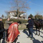 Τα λείψανα του Αγίου Νικάνορος υποδέχθηκε, η τοπική Κοινότητα Κερασιάς (Φωτογραφίες – Δελτίο τύπου)