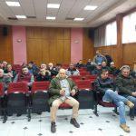 kozan.gr: Tην Ετήσια Γενική Συνέλευση πραγματοποίησε, το πρωί της Κυριακής 17 Φεβρουαρίου, το Συνδικάτο Επαγγελματιών Οδηγών Αυτοκινήτων Δ. Μακεδονίας (Βίντεο & Φωτογραφίες)