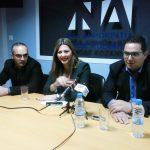 kozan.gr: Σοφία Ζαχαράκη από την Κοζάνη: «Υπάρχει μια χαρακτηριστική προσμονή από τους πολίτες για την πολιτική αλλαγή. Κανένα νέο δεν έχω να σας φέρω για τους υποψηφίους μας δημάρχους στην Κοζάνη» (Bίντεο)