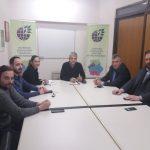 Με τους εκπροσώπους της Δ.Ε. του Γεωτεχνικού Επιμελητηρίου Δυτικής Μακεδονίας συναντήθηκε ο υποψήφιος δήμαρχος Κοζάνης Κ. Μιχαηλίδης