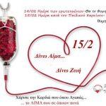 ΣΕΑ Κοζάνης «Γέφυρα Ζωής»: 15 Φεβρουαρίου – Παγκόσμια Ημέρα κατά του Παιδικού Καρκίνου*