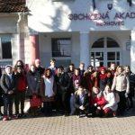 Εκπαιδευτική επίσκεψη στη Σλοβακία, στο πλαίσιο αδελφοποίησης με το Επαγγελματικό Σχολείο Δευτεροβάθμιας Εκπαίδευσης Εμπορίου της πόλης Hlohovec, πραγματοποίησε το 2ο ΕΠΑ.Λ. Κοζάνης