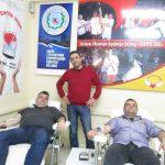 Η Ένωση Στρατιωτικών Περιφερειακής Ένωσης Κοζάνης συμμετείχε στην εθελοντική αιμοδοσία της ¨Γέφυρας Ζωής¨ (Φωτογραφία)
