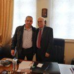 Ορκίστηκε, δημοτικός σύμβουλος, στη θέση του παραιτηθέντα Λυσσαρίδη Χρήστου,  ο Κελίδης Σάββας