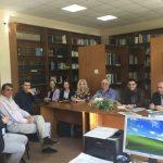 Επίσκεψη μελών ΔΕΠ του Πανεπιστημίου Δυτικής Μακεδονίας στο Πανεπιστήμιο της Αλβανίας, στο πλαίσιο του Ευρωπαϊκού Προγράμματος ERASMUS +»