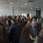 Με επίκεντρο την Καστοριά το δημιουργικό της 44ης Διεθνούς Έκθεσης Γούνας, που παρουσιάστηκε στην εκδήλωση για την κοπή της Πρωτοχρονιάτικης Βασιλόπιτας του Συνδέσμου Γουνοποιών Καστοριάς