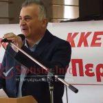 Σιάτιστα: Συγκέντρωση της «Λαϊκής Συσπείρωσης» Βοΐου, με ομιλητή τον υποψήφιο Δήμαρχο Μ. Καραμπατζιά, πραγματοποιήθηκε την Κυριακή 10/2  (Φωτογραφίες & Βίντεο)